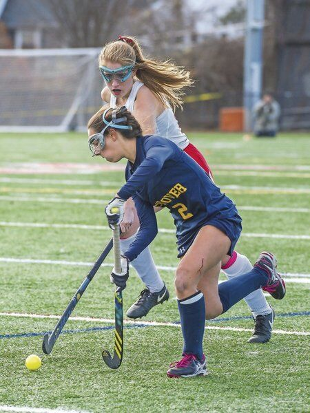 Likely state champions?: Andover field hockey deprived of chance to display its brilliance