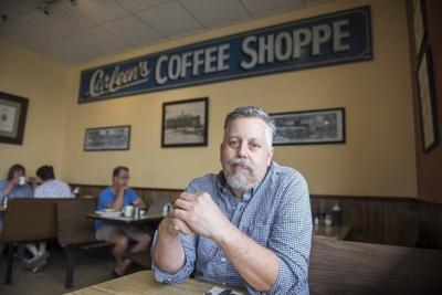 Longtime successful coffee shop struggles to stay afloat
