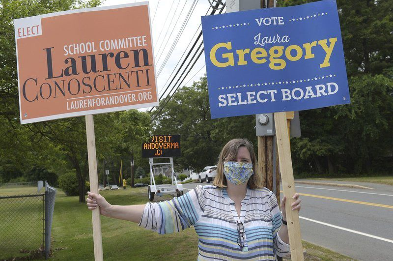 Gregory, Conoscenti win spots on Select Board, School Committee