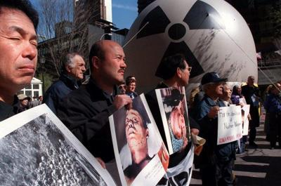 Vigil to remember victims of nuclear war