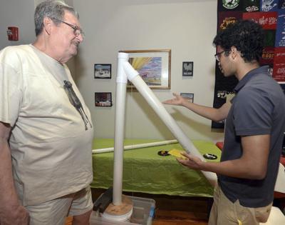 Robotics club to host STEM fair; APS Showcase May 20