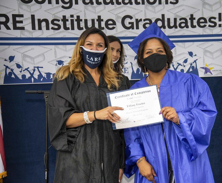 LARE Instituteprovides career paths amid pandemic