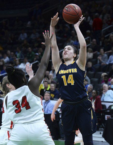 High-scoring Shaw relishes leadership role for girls hoops