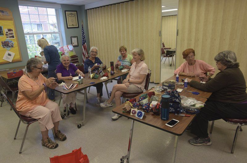 Senior center campaign reaches two-thirds of goal