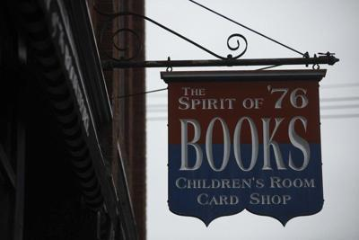 Spirit of '76 Bookstore closes