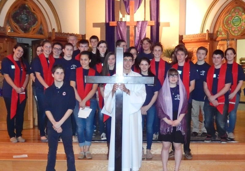 A Moving Last Steps For Lent At St Augustine Lifestyles