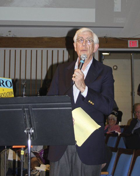 Town Meeting OKs 'Mill District' zoning proposal