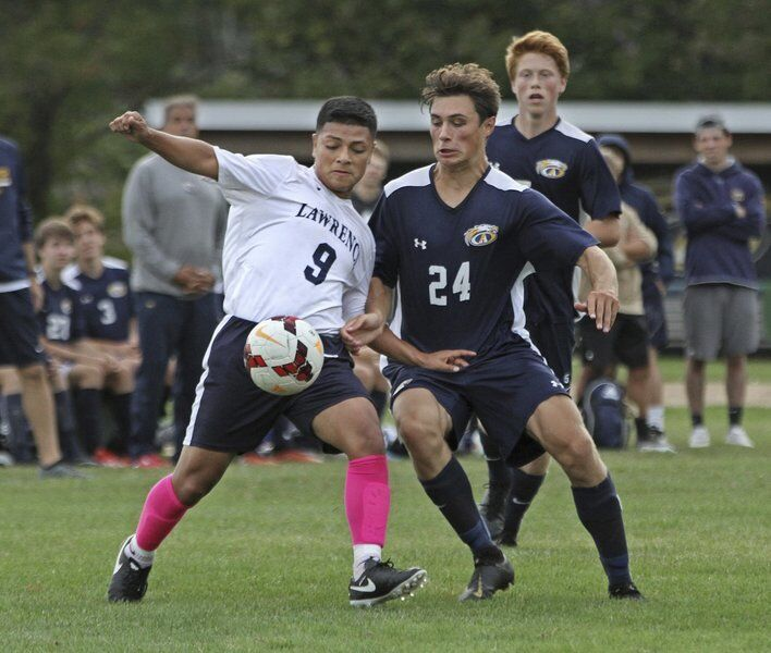 Fall 2 gave soccer star Previte a chance to live out football dream