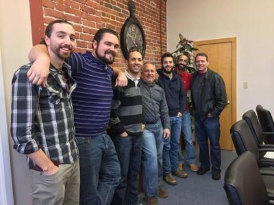 A hair-raising gesture against cancer; Local marketing firm joined No Shave November