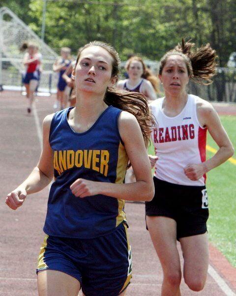 Andover Archives: Golden Warriors girls track