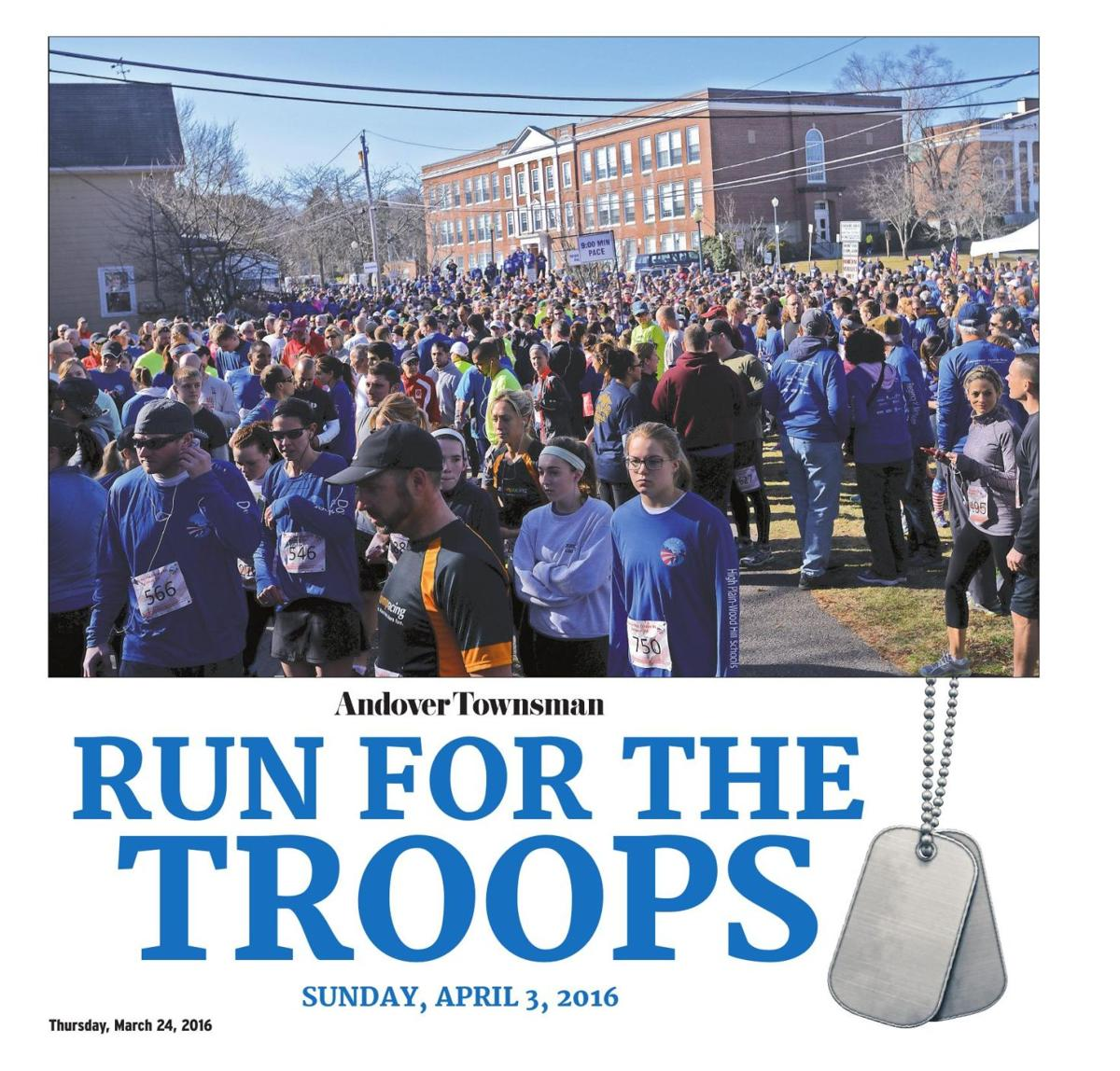 Run for the Troops 2016