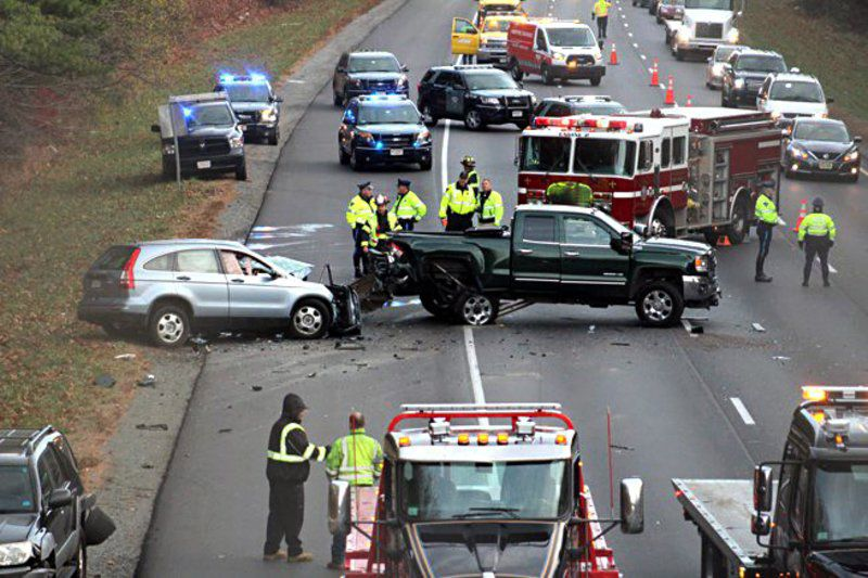 North Andover Car Accident