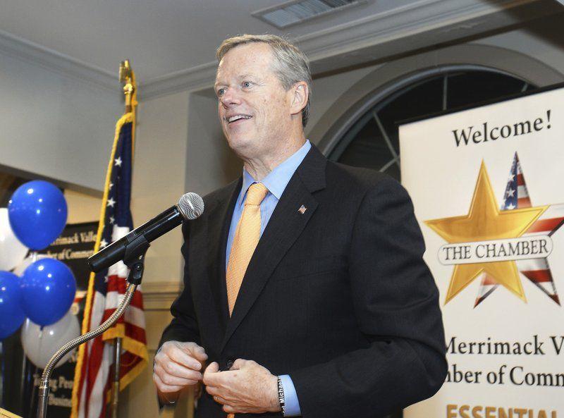 Governor praises Merrimack Valley's community spirit
