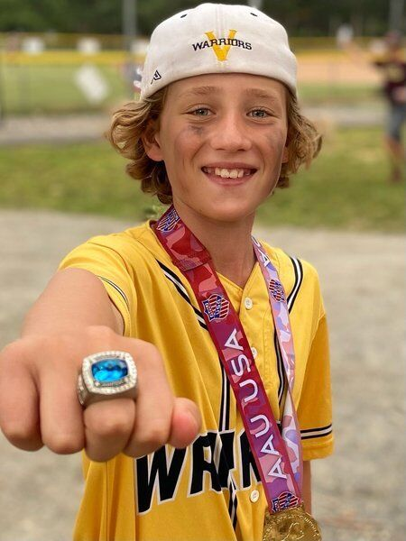 Andover Valley Warriors win New England championship
