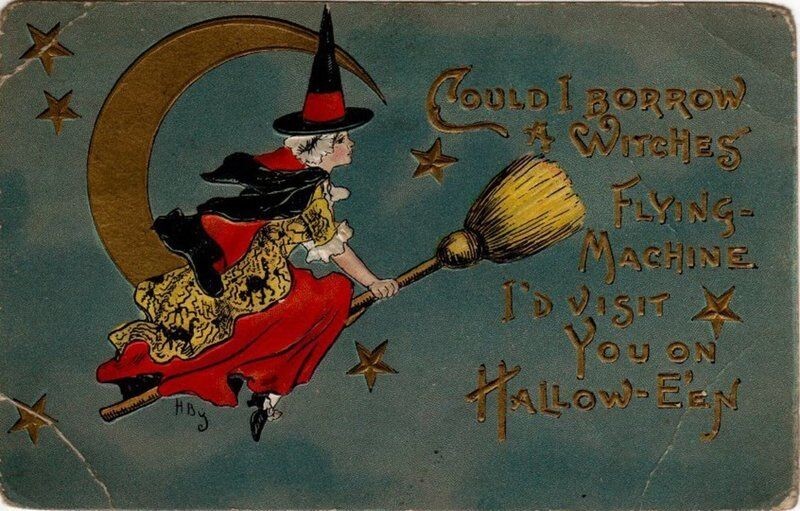 Andover Story: Hallowe'en was never like this: It was much, much worse!