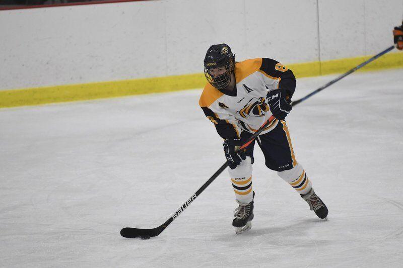 Andover Hockey names scholarship winners