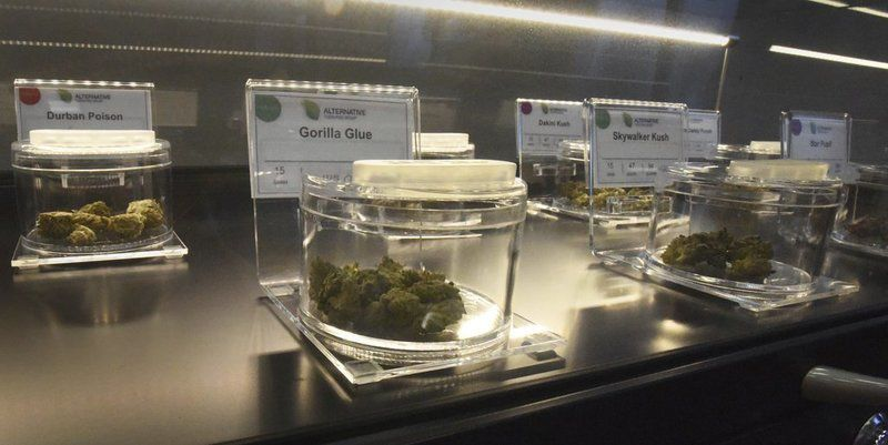 Region's first pot shop opens