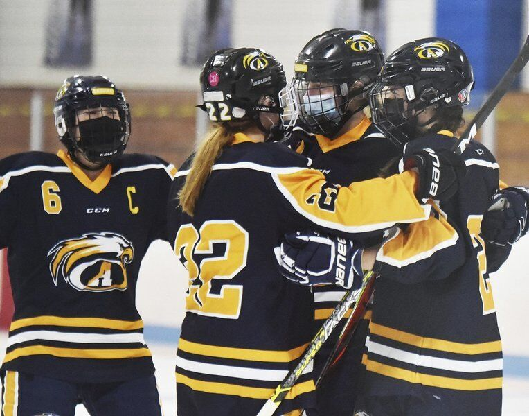 LOCAL ROUNDUP: Girls hockey, boys basketball open with a bang