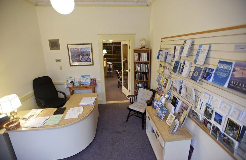 Church's Reading Room closes downtown chapter