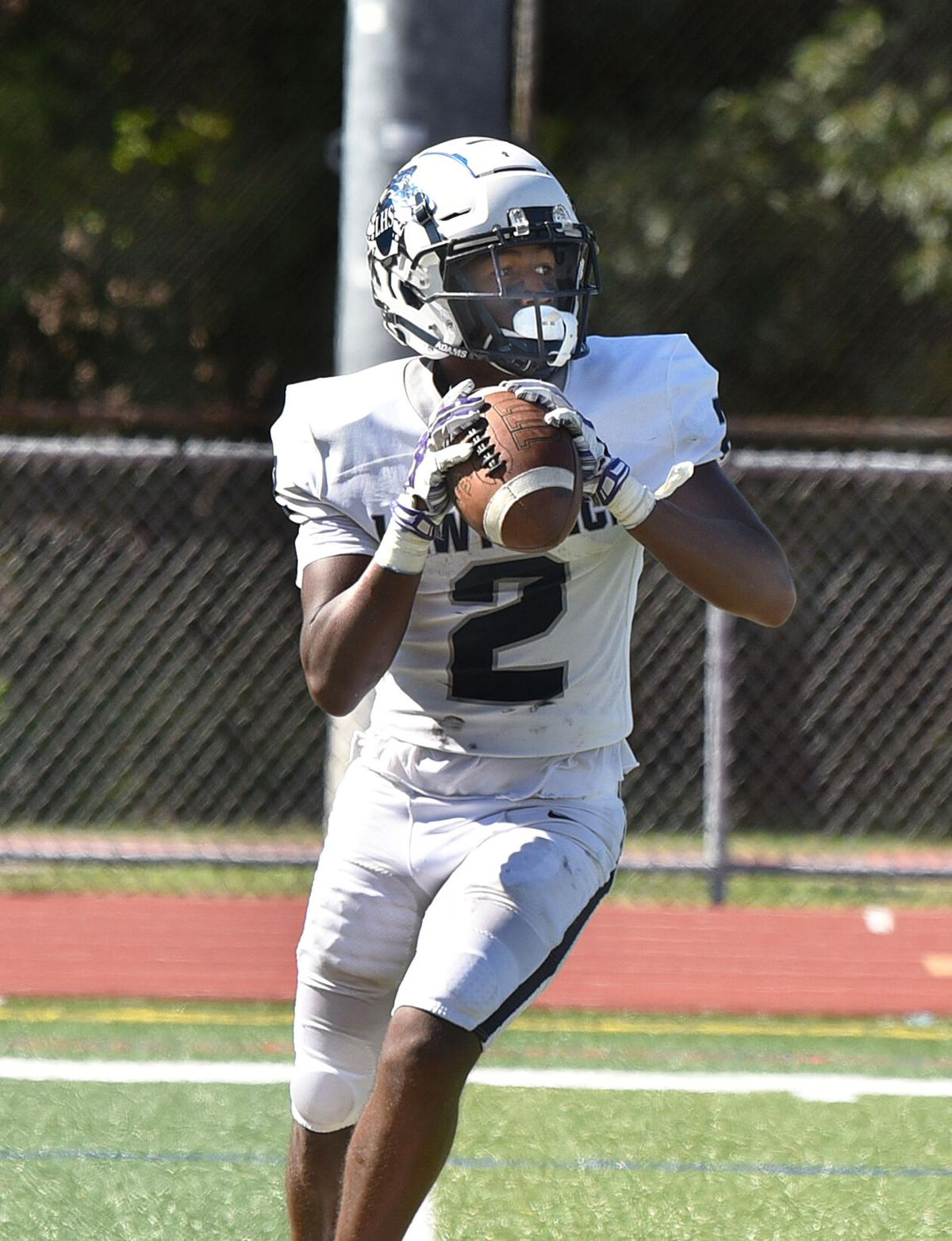 Lawrence defeated Andover 37-26 in Saturday afternoon football action.