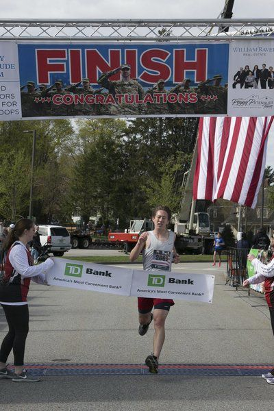 Run for the Troops raises $75,000
