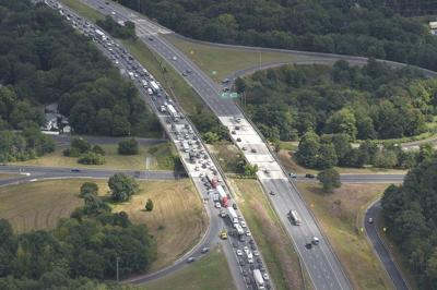 Report: State has 'reached a tipping point' on traffic