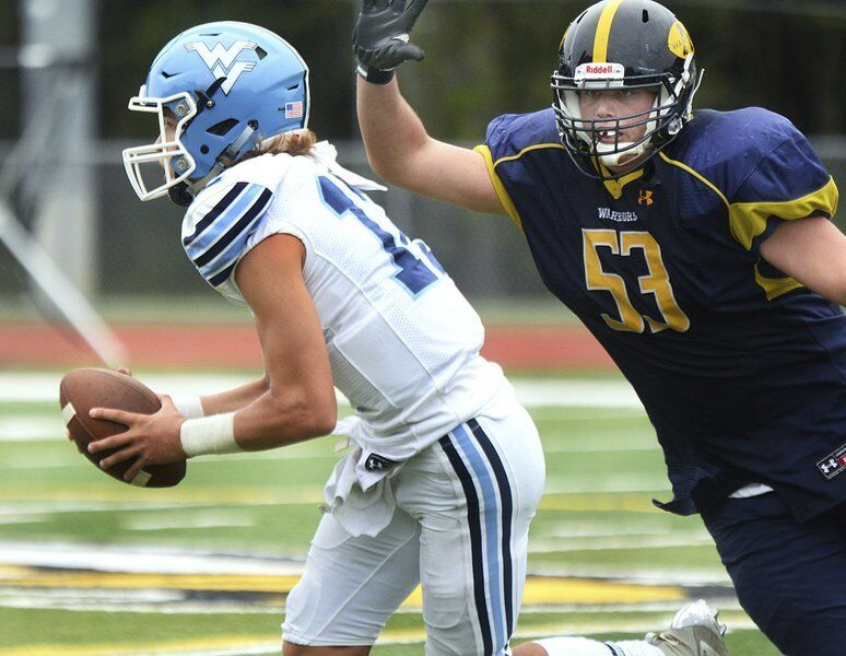 Andover star Heidtke commits to Brown football