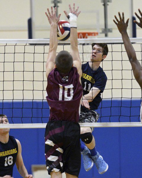 Volleyball continues domination, heads into North final ...