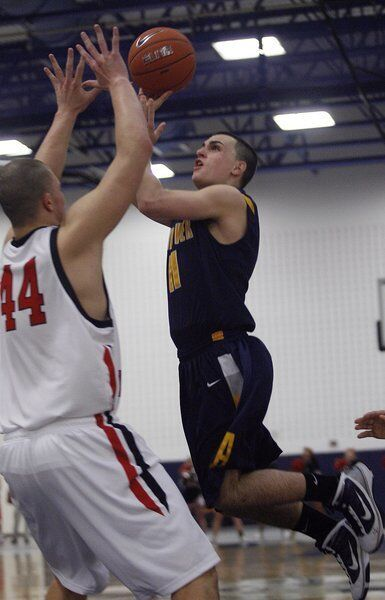 DJ Fazio, father Dave thriving on same Andover hoops coaching staff