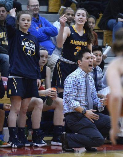 Still dancing: Andover holds on late to beat Chelmsford and punch ticket to North final