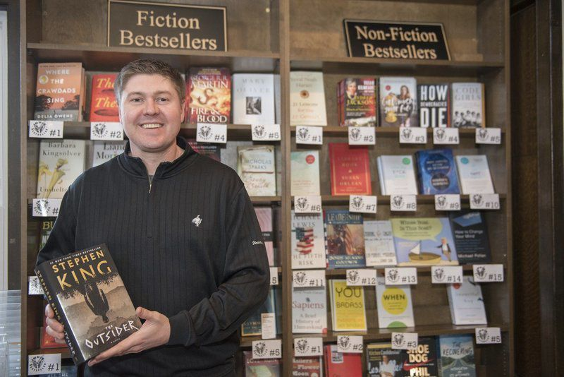 At 210, Andover Bookstore now oldest indie in country
