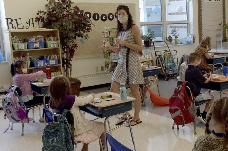 Parents: Make full-time return to school a priority