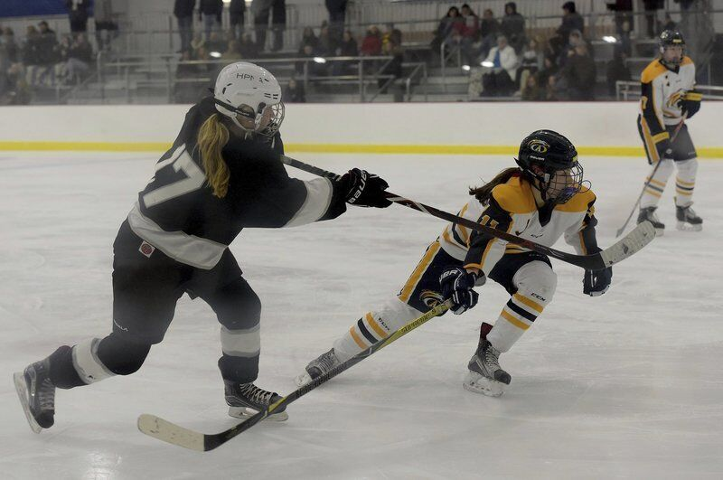 Blue-liner Chiango a major reason girls hockey is off to dominant start