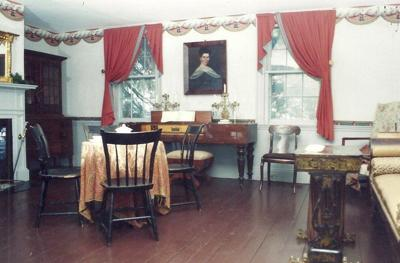 Blanchard House Best Parlor: How Religion Shaped a Woman's Identity