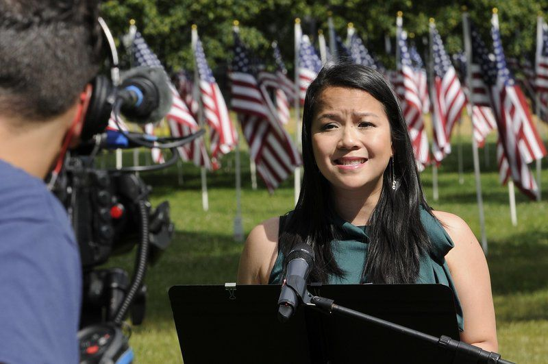 July 4 speeches echo nation's independence, struggles
