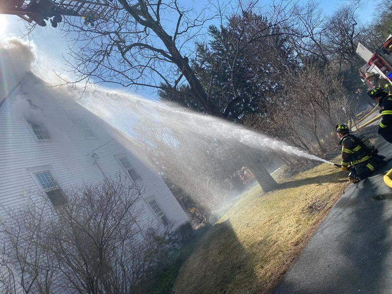 Officials: Roof heater started Sunset Rock Road fire