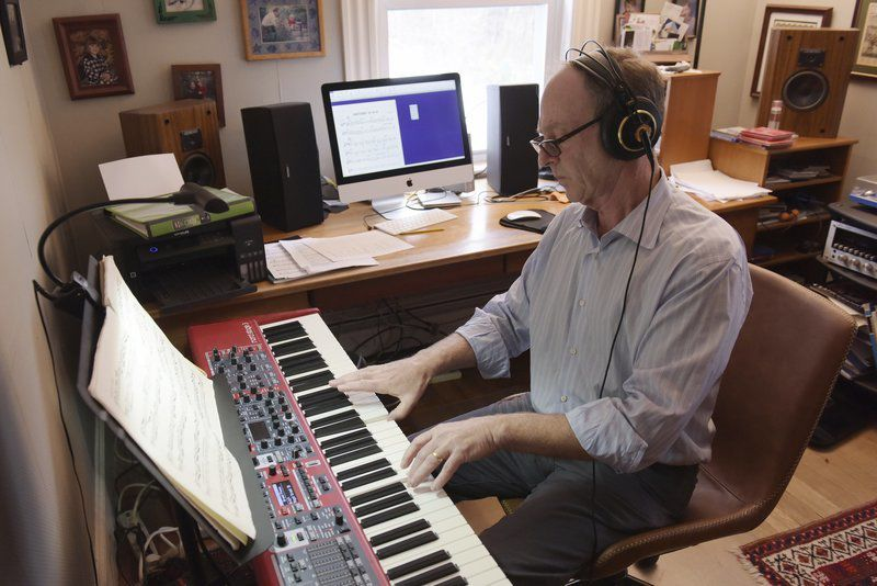 Andover man up for Grammy