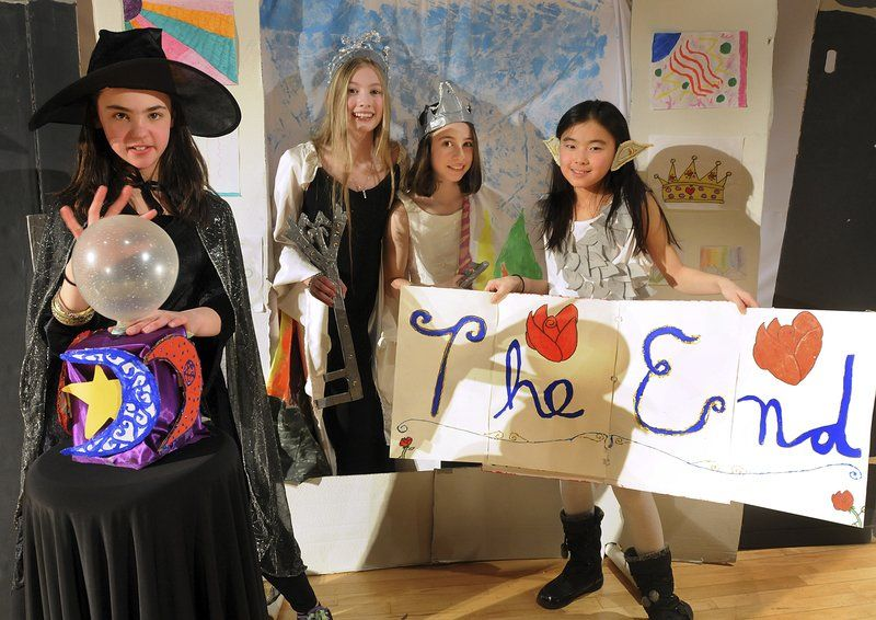 Up to the challenge; Andover represents in regional Destination Imagination tourney