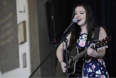 Andover's Casey McQuillen back for Boston show