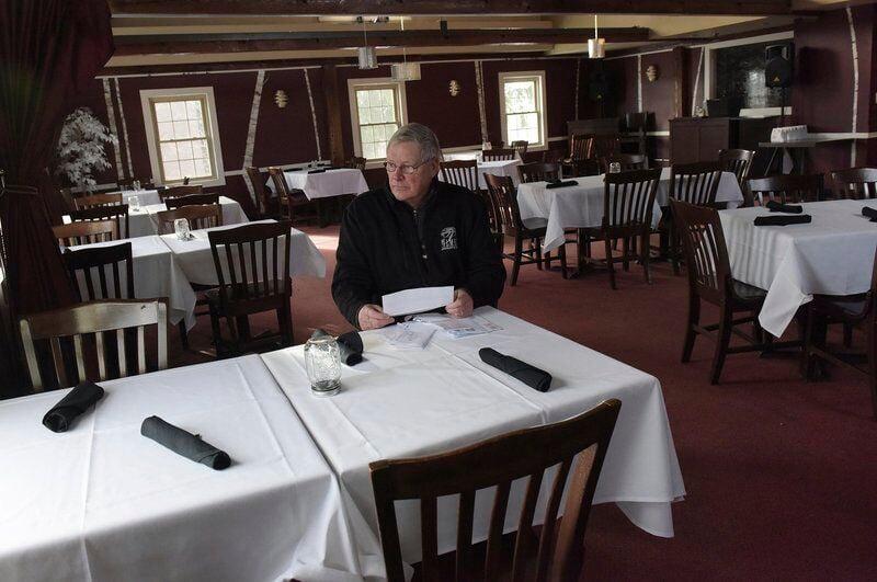 Restaurants in 'hibernation,' vaccine offers hope