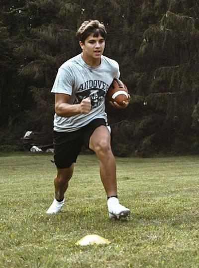 Connor Acheson should make impact for Andover football