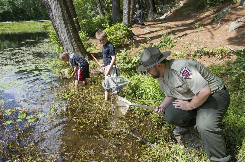 Harold Parker State Forest hosts events in August