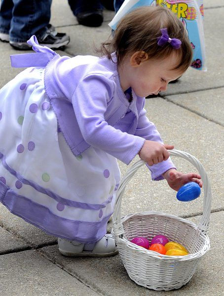 Out & About:Grab your baskets for annual Easter Egg Hunt