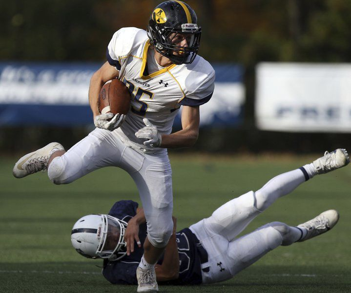 Perry, Andover stage masterful second half to stun St. John's Prep