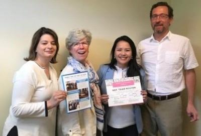 Women's Empowerment Award for Nguyen