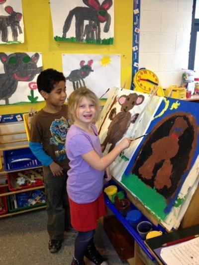 AT Bancroft K painters