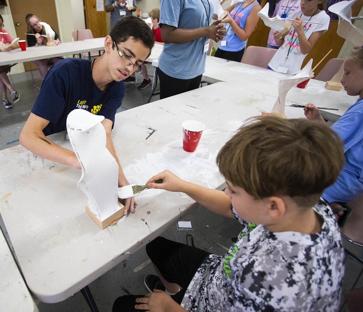 Heritage Hall Arts Camp Week 1