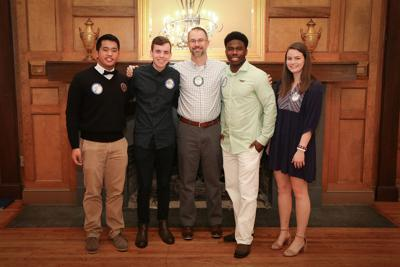 Congrats ... Students participate in the Rotary Youth Leadership Award program