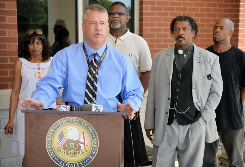 Civil Rights groups praise Oxford police