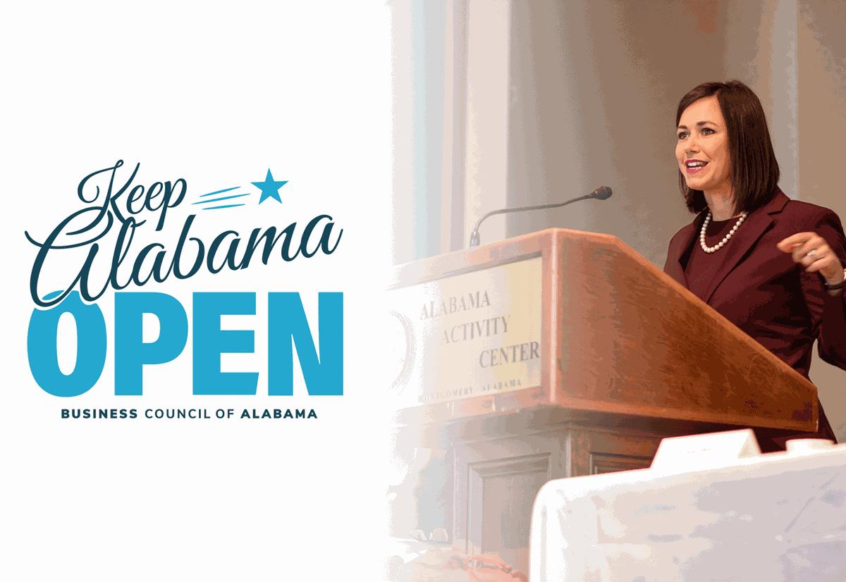Keep Alabama Open